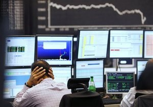 Украинский фондовый рынок открывает неделю на негативной волне