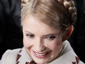 Тимошенко отменила визит в Черкассы по техническим причинам