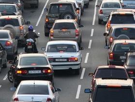 В Киеве на Южном мосту с 21 по 24 мая ограничат движение транспорта
