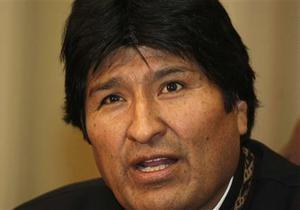 Сноуден - Испания пропускает самолет лидера Боливии - без Сноудена