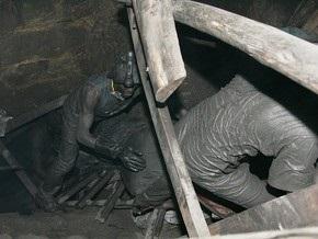 На шахте в Горловке вспыхнул пожар