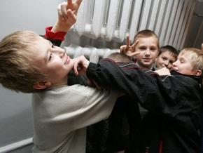 В киевских школах мерзнут дети