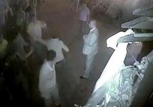 Кто кого? В интернете появилась видеозапись драки с участием харьковского судьи