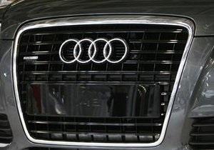 Новый седан Audi будет оснащен  умными  фарами