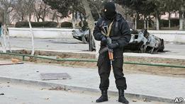 Насилие в Казахстане выходит за пределы Жанаозена