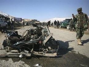 Теракт в Афганистане: погибли более 20 человек