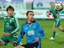 Футбол: Чемпионат Украины - 14-й в мире