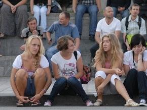 Киевские студенты нанимают двойников