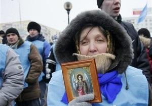 Из Крыма в Москву отправят освященные на мощах иконы для пострадавших в терактах