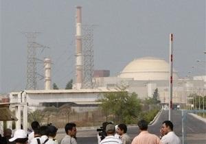 В Иране начался запуск атомной станции Бушер