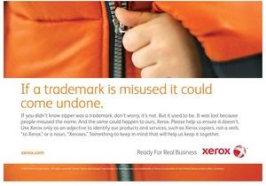Xerox призвала не использовать слова вроде  ксерокопия  и  отксерить