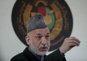 Карзай заявил, что не намерен баллотироваться на третий срок