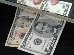 Курс продажи наличного доллара составляет 7,97-8,05 гривны