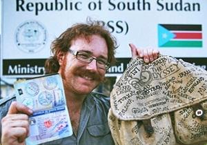 Путешественник, побывавший в 201 стране без самолетов, не попал в Книгу рекордов Гиннеса из-за нелегального визита в Россию