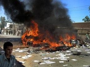 В результате взрыва на севере Афганистана погибли 90 человек