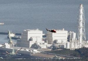 На АЭС Фукусима-1 взорвался резервуар с газом
