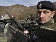 Сербы вступили в бой с косовскими полицейскими