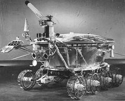 Американские ученые нашли первый советский луноход, утерянный около 40 лет назад