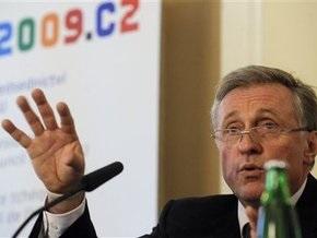 Ющенко провел телефонный разговор с премьером Чехии