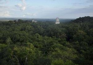 В Гватемале начали встречать Конец света очищением священных мест майя