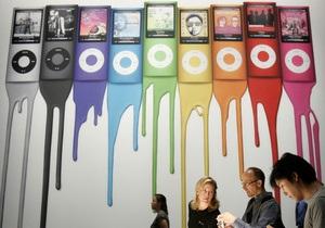 Рост продаж музыки в Сети остановился