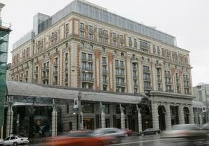 В московском отеле, где остановился президент Израиля, женщина покончила с собой