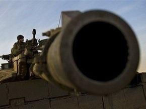 СМИ: Израильские танки атаковали школу в секторе Газа