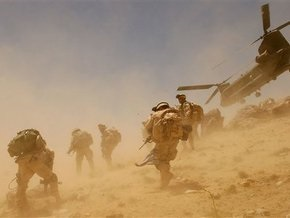 Авиация НАТО уничтожила около 30 талибов в Афганистане