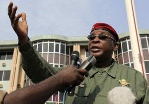 Военная хунта в Гвинее утвердила переходное правительство