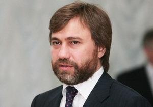 ЦИК зарегистрировал Новинского народным депутатом