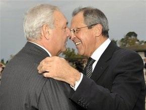 Россия не исключает сопровождения судов, следующих в Абхазию