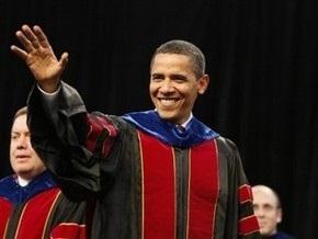 Обама: Говорят, я похож на Спока из фильма Звездный путь
