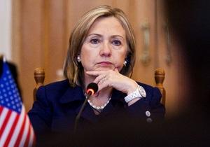 Украинские геи задали вопрос Хиллари Клинтон