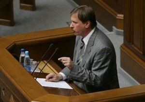 В Киеве обстреляли агитпалатку Тараса Чорновила