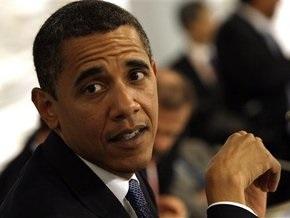 Рейтинг популярности Обамы в США упал на 9%