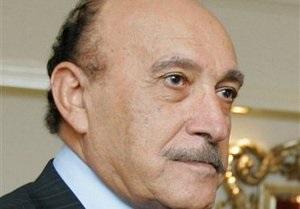 WikiLeaks назвал израильского кандидата на пост президента Египта