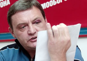 Гримчак: Луценко принудительно вводят высококалорийную смесь с восьмого дня голодовки