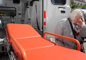 ДТП Львовская область - Во Львовской области столкнулись автобус и грузовик, четыре человека погибли, 16 госпитализированы