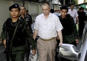 Самолет, задержанный в Бангкоке, перевозил оружие на Ближний Восток
