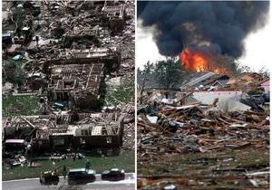 Количество жертв торнадо в Оклахоме возросло до 51 - ТВ