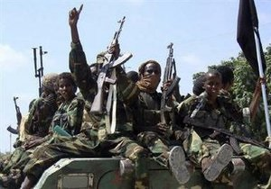 В Сомали 47 человек погибли в боях между исламистами