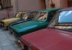 Мэрия намерена упорядочить парковки в Киеве