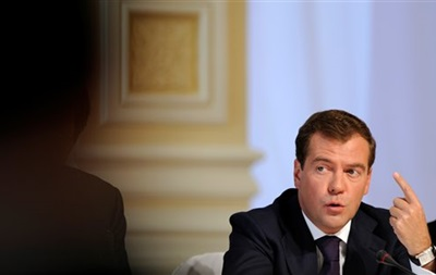 Медведев: Россия должна отслеживать такие крупные альянсы, как Украина-ЕС