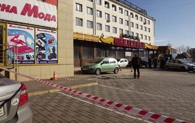 В Луганске в ТЦ Центральный произошел взрыв