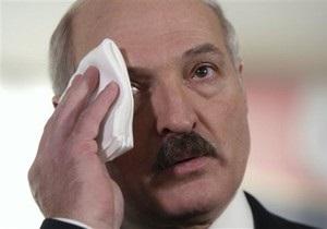 Лукашенко опроверг данные Wikileaks о том, что он является самым богатым человеком страны