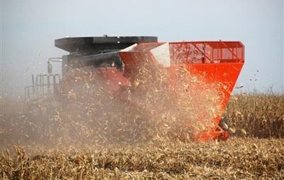 Рекордный урожай не удержал ВВП Украины от снижения