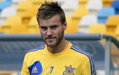 Ярмоленко: Игроки сборной Украины будут стараться, чтобы наша страна была на ЧМ