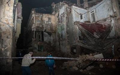 Новости Одессы - обвал - дом - В Одессе третий раз за год обвалилась часть исторического здания