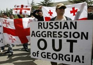 В Тбилиси возмутились  признанием  Путина о разработке плана действий в Южной Осетии
