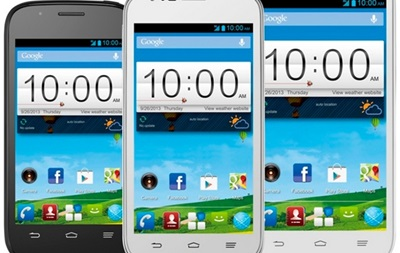 Китайская ZTE готовит три бюджетных смартфона на Android